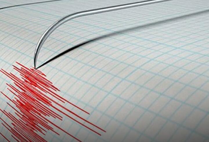 Son dakika... İzmir'de gece saatlerinde korkutan deprem