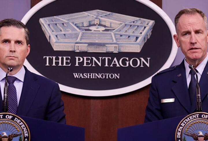 Pentagon'san saldırı açıklaması: Daha önce bu seviyede bir şey görmemiştik.