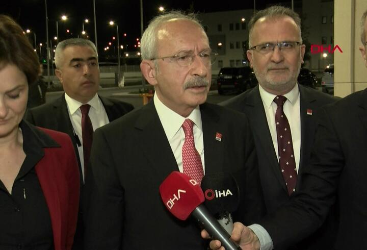 Kemal Kılıçdaroğlu ndan Barış Harekatı açıklaması