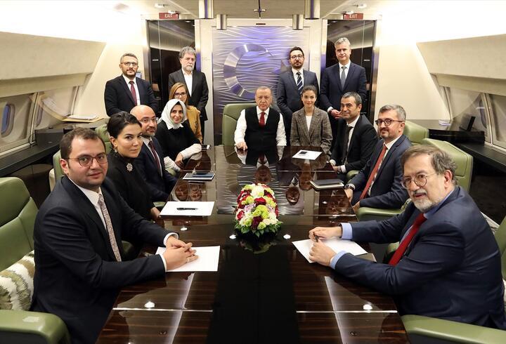 Cumhurbaşkanı Erdoğan: Harekat hedeflerine ulaşana kadar devam edecektir