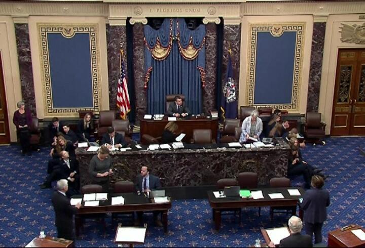 ABD Kongresi'nden mutabakata tepkiler