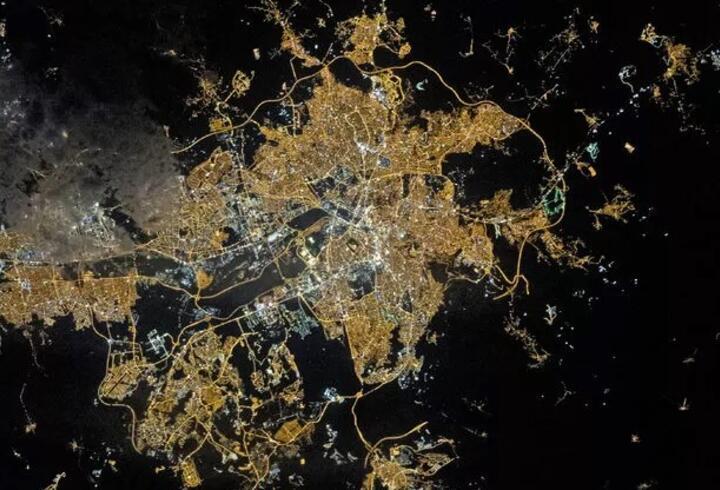 NASA'dan büyük ilgi gören 'Ankara' paylaşımı