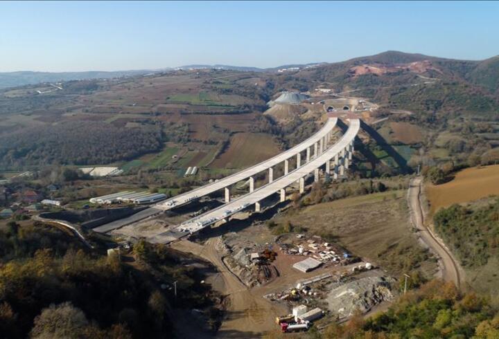 Son dakika.. Kuzey Marmara Otoyolu'nun Gebze-İzmit etabı Cumartesi günü açılıyor