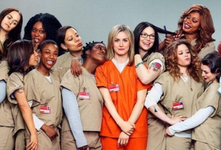 Orange İs The New Black Dizisinin Konusu Nedir? Oyuncuları Ve İsimleri Neler? Orange İs The New Black Dizisi Kaç Sezon Kaç Bölüm?