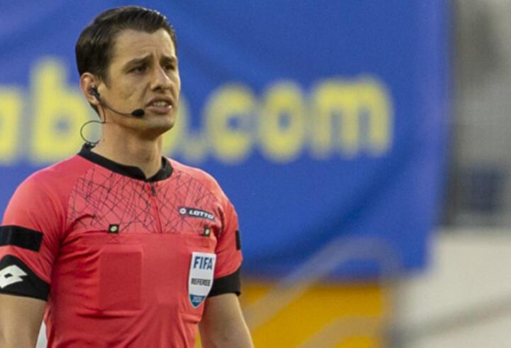 Son dakika... UEFA'dan Halil Umut Meler'e görev