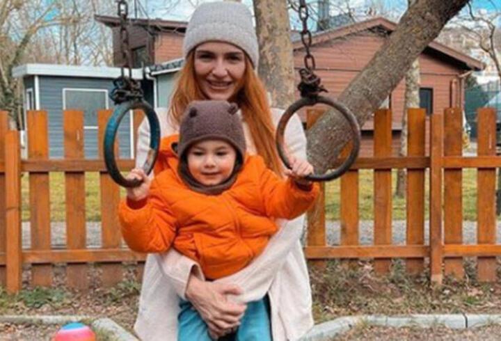 Sinem Uslu: İkizleri annemle büyütüyoruz