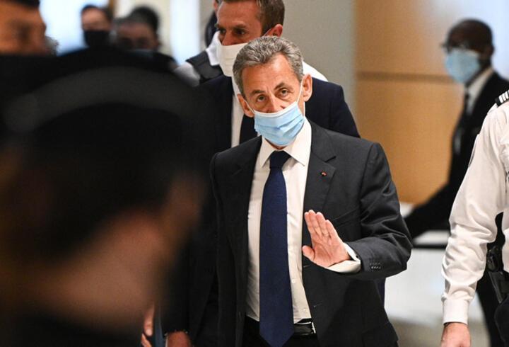 Son dakika... Fransa'da Eski Cumhurbaşkanı Sarkozy hakkındaki yolsuzluk davasında suçlu bulundu