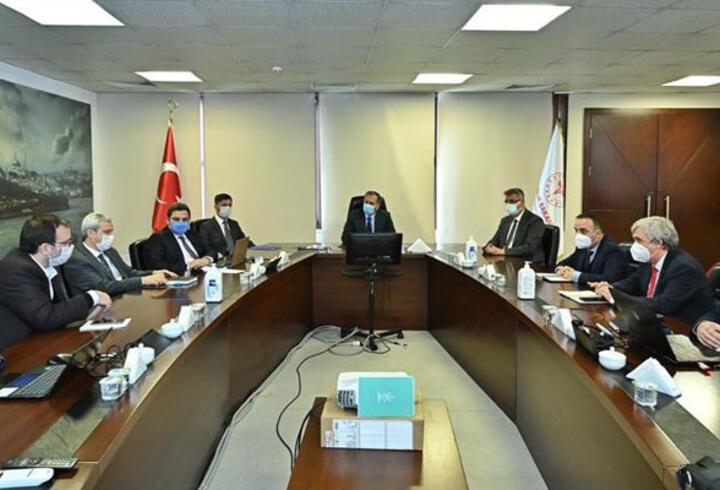 İstanbul'da kademeli normalleşme süreci değerlendirildi
