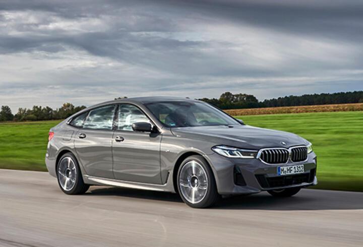 Yeni BMW 6 Serisi Gran Turismo yola çıktı
