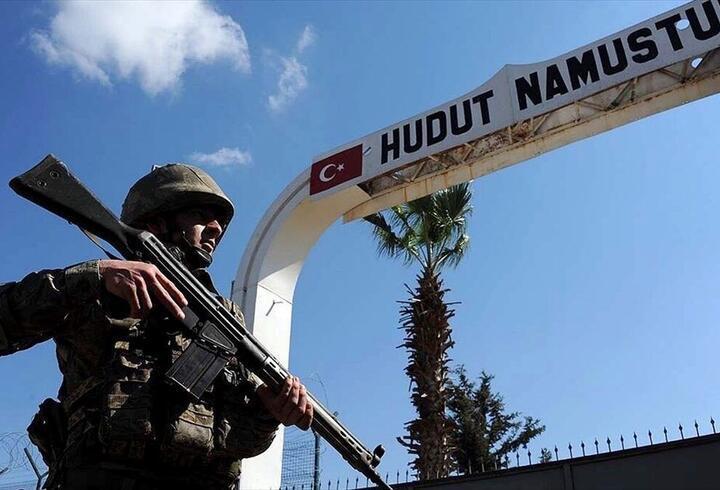 MSB: Suriye'den ülkemize girmeye çalışan 9 kişi yakalandı