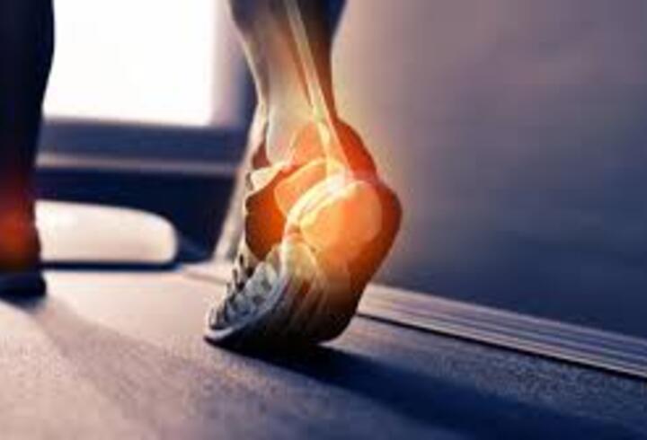 Topuk ve ayak bileği ağrılarında en sık görülen sebepler