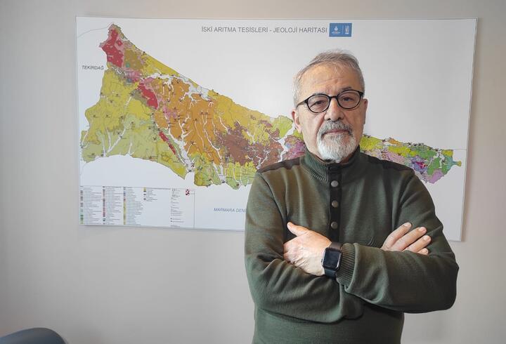 Naci Görür'den İstanbul için çok önemli uyarı: Buralar şu anda bile kayıyor