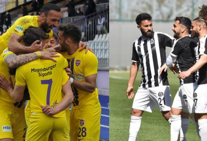 TFF 1. Lig'e yükselen takımlar belli oldu