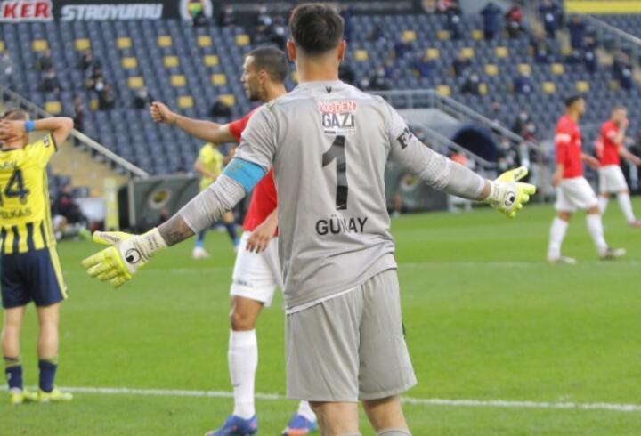 Gaziantep'ten iptal edilen gol tepkisi