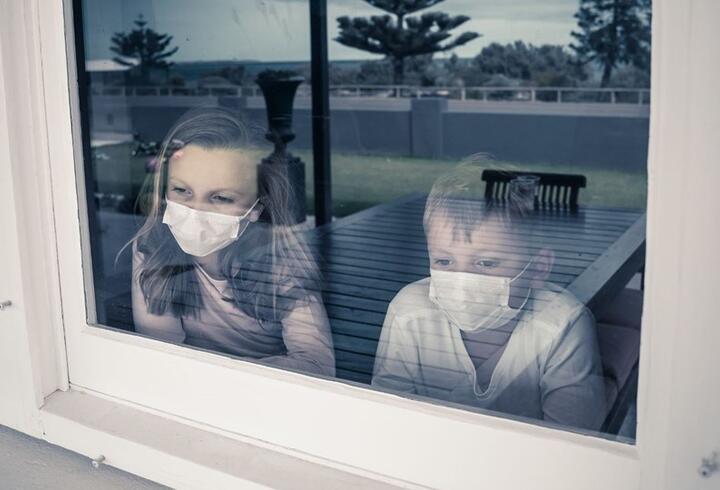 Çocuklarda mutant virüs belirtileri neler? Mutant koronavirüsün çocuklardaki etkileri!