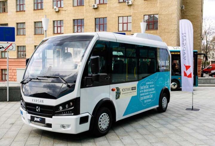 Ukrayna'dan 150 adet otobüs siparişi