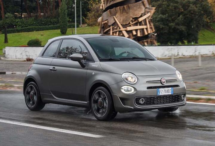 Hibrit Fiat 179.9 bin TL'den geldi