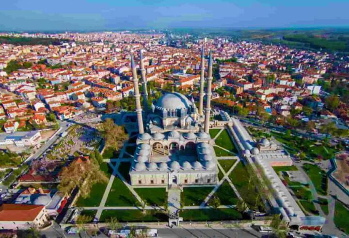 Edirne Gezilecek Yerler Listesi... Edirne'de Görülmesi Gereken Yerler Ve Yapılacaklar Listesi