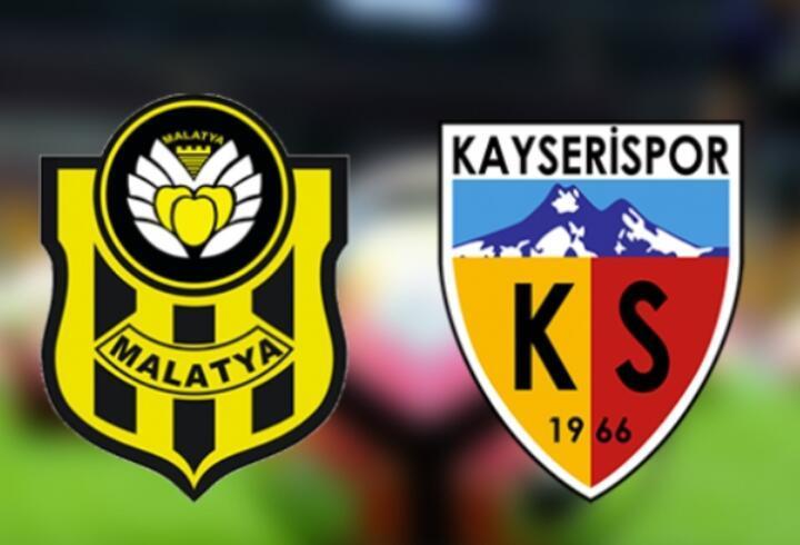 Yeni Malatyaspor Kayserispor CANLI YAYIN