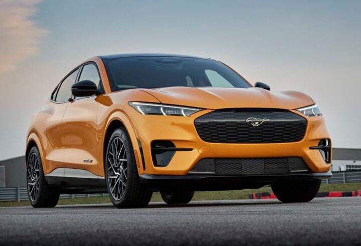 Elektrikli Mustang'ın fiyatı belli oldu