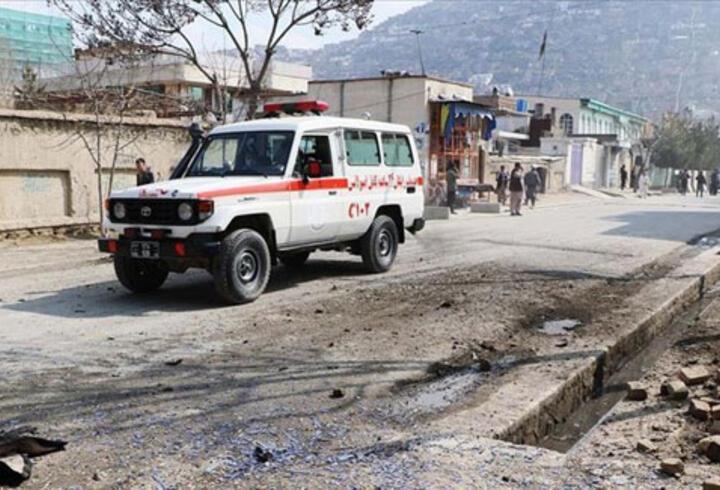 Afganistan'da bombalı saldırı: 25 kişi hayatını kaybetti