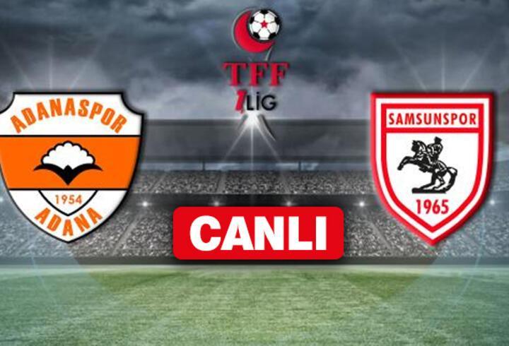 Adanaspor Samsunspor CANLI YAYIN