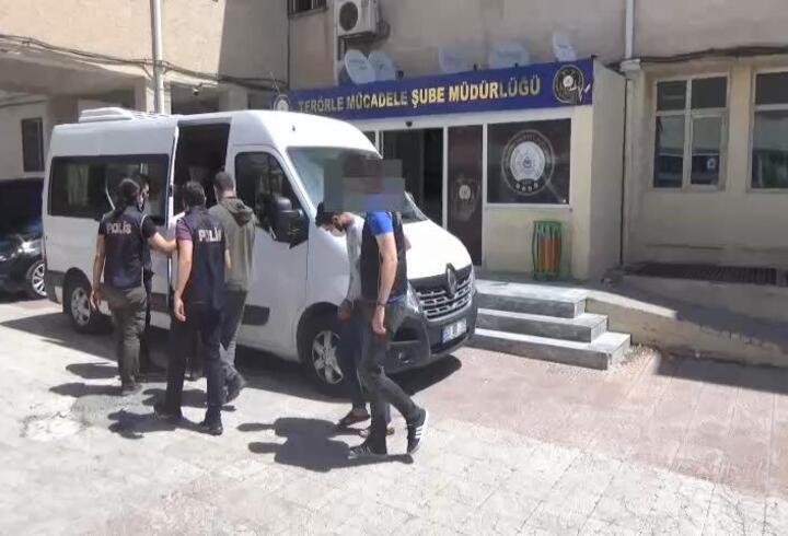 Şanlıurfa'da PKK operasyonu: 5 şüpheli tutuklandı