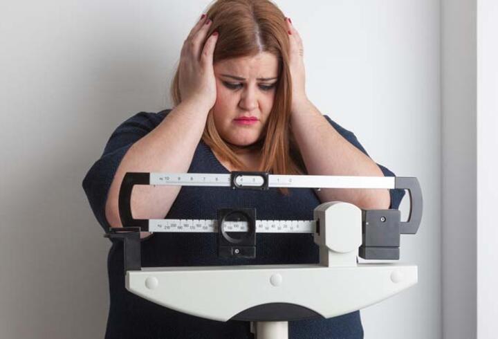 İnatçı kilolar cushing sendromu habercisi olabilir