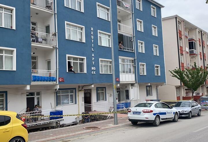 4 katlı apartman, 'mutant virüs' nedeniyle karantinaya alındı