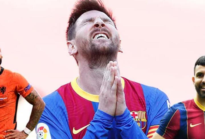 Son dakika... Barcelona'dan Messi operasyonu!
