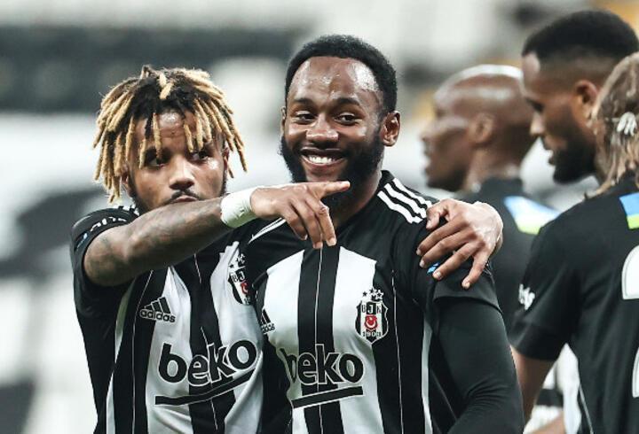 Beşiktaşlı Nkoudou'ya talip var!