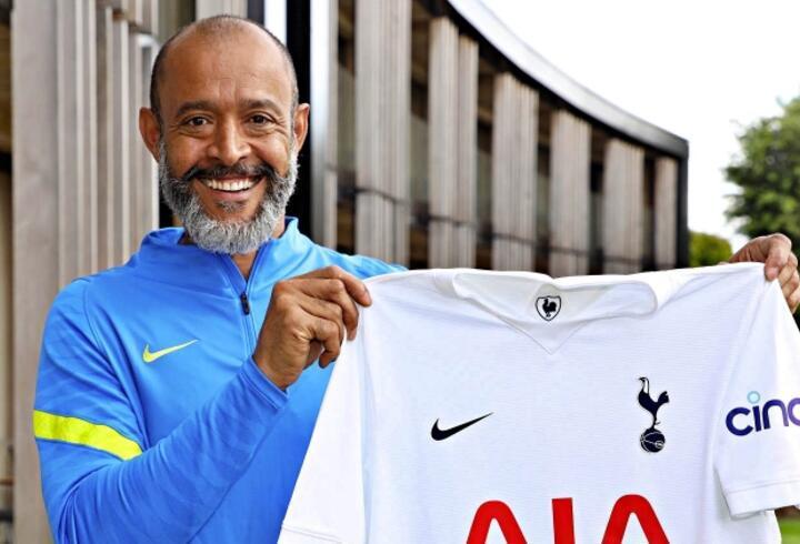Tottenham Nuno Espirito Santo'yu açıkladı