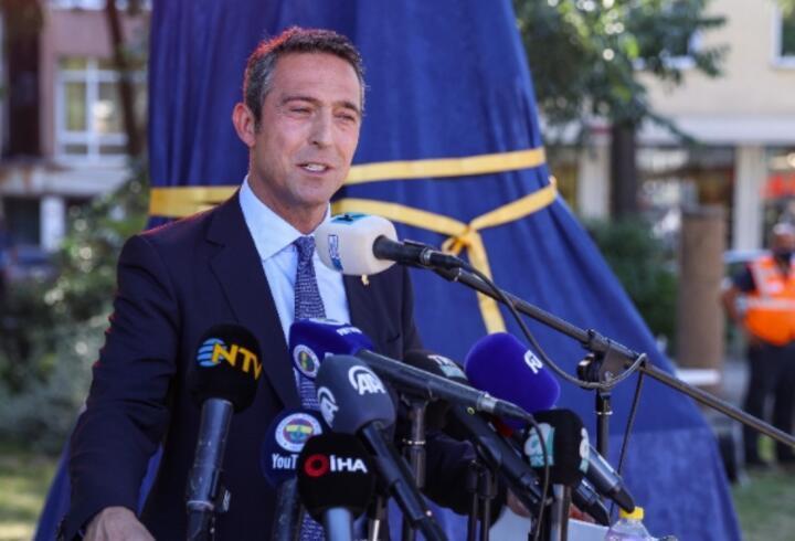 Fenerbahçe'de görev dağılımı yapıldı