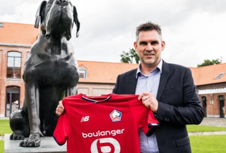 Lille'in yeni hocası belli oldu