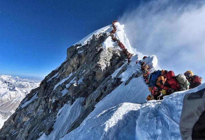 Everest Dağı Nerede, Nasıl Gidilir? Everest Dağı Hakkında Bilinmesi Gerekenler