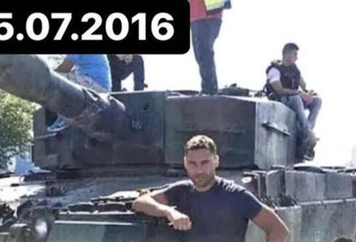 Dusko Tosic'ten 15 Temmuz paylaşımı