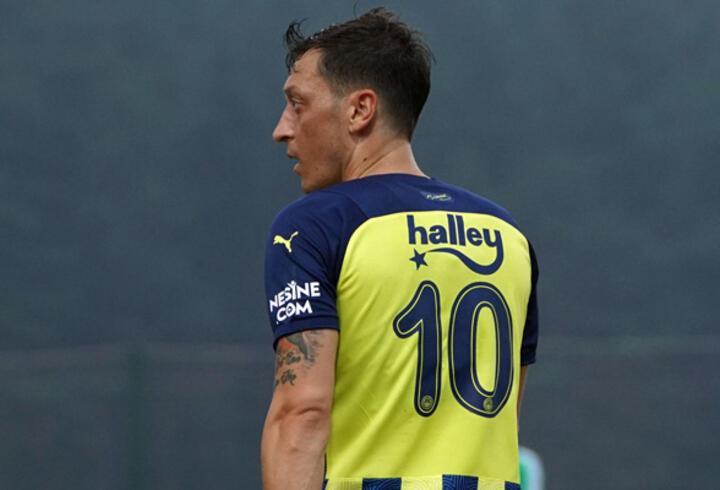 Son dakika... Fenerbahçe'de yeni 10 numara Mesut Özil