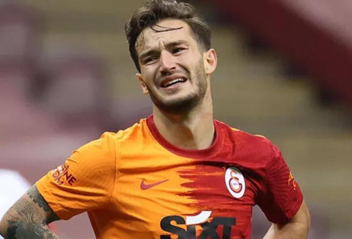 Son dakika... Galatasaray'dan TFF'ye Oğulcan Çağlayan tepkisi!