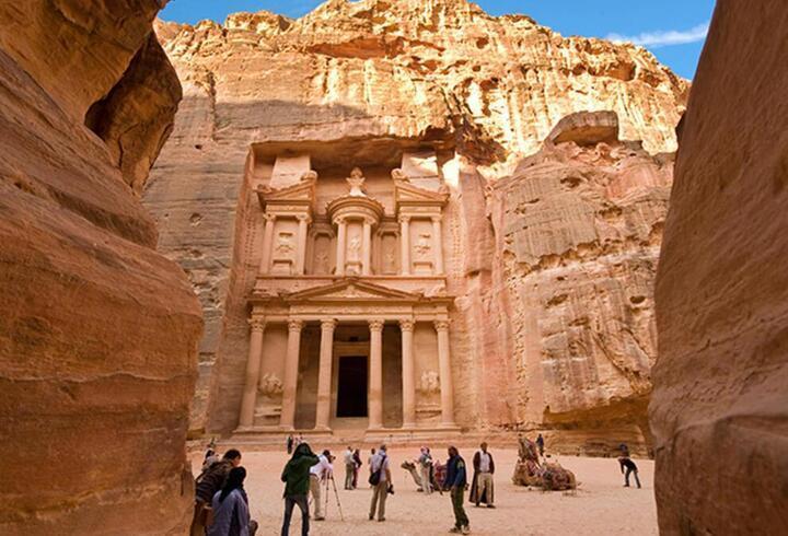 Petra Antik Kenti Nerede, Nasıl Gidilir? Petra Hakkında Bilinmesi Gerekenler