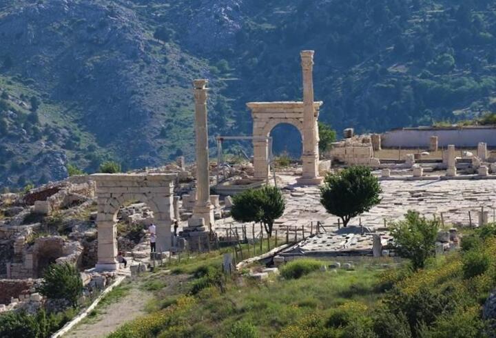 Sagalassos Antik Kenti Nerede? Sagalassos Antik Kenti'ne Nasıl Gidilir? Sagalassos Hakkında Bilinmesi Gerekenler