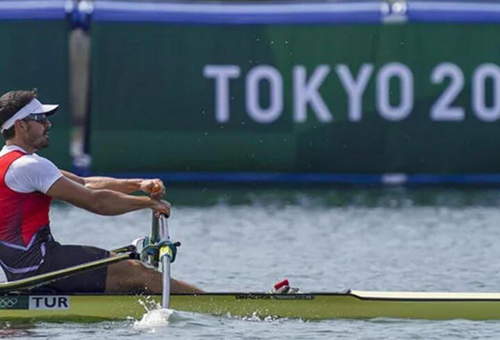 Onat Kazaklı, Tokyo 2020'de çeyrek finale yükseldi