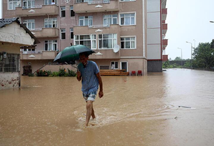 4 ilde Afet Acil Durum Yönetimi Merkezleri, kuvvetli yağış uyarısı nedeniyle toplandı
