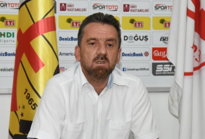 Eskişehirspor'un yeni başkanı Mehmet Şimşek oldu