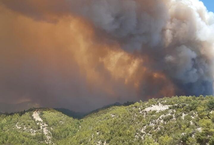 Son dakika: Antalya Manavgat orman yangını! Manavgat Antalya arası kaç saat? Manavgat harita nerede, nasıl gidilir?
