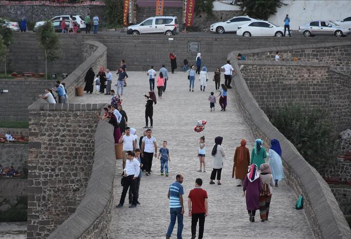 Diyarbakır İlçeleri Nelerdir? Diyarbakır'ın Kaç İlçesi Vardır, Nüfusu Kaçtır? Diyarbakır Haritası…