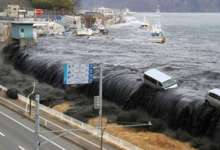 Tsunami Nedir, Neden Olur? Tsunami Hangi Bölgelerde Görülür?