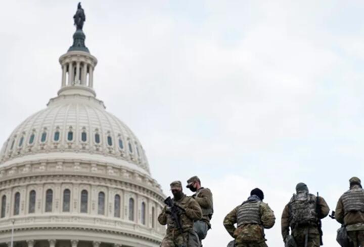 ABD'de Kongre baskınında görev yapan bir polis daha intihar etti