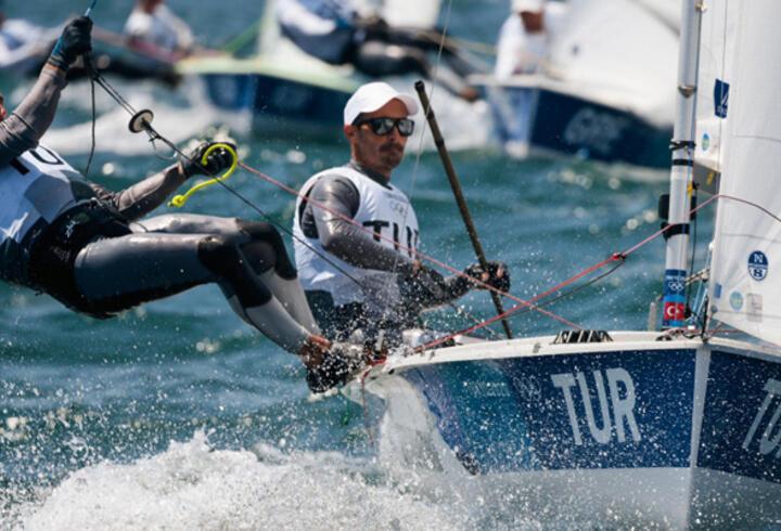 Son dakika... Deniz ve Ateş Çınar Olimpiyat 10.'su oldu