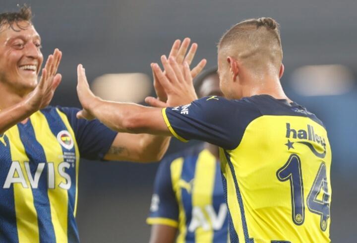 Fenerbahçe 1-1 Dinamo Kiev MAÇ ÖZETİ