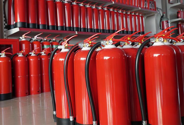 Yangın söndürme tüpü nerelerde kullanılır? Yangın söndürme tüpünün içinde ne var, nasıl kullanılır?